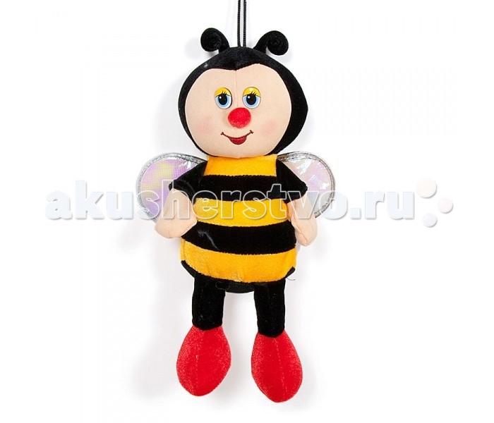 Мягкая игрушка Lava Пчелка музыкальная 18 смПчелка музыкальная 18 смМягкая игрушка Lava Пчелка - это музыкальная игрушка от которой ваш ребенок придет в восторг. Игрушка изготовлена из безопасных высококачественных синтетических материалов, которые абсолютно безвредны для ребенка.   Особенности: Модель способствует развитию у детей воображения, усидчивости, тактильной  Компактную и легкую игрушку малыш всегда сможет брать с собой на прогулку. Крепкие швы надежно удерживают набивку игрушки внутри.  Такая очаровательная игрушка окажется хорошим подарком не только детям, но и взрослым.<br>
