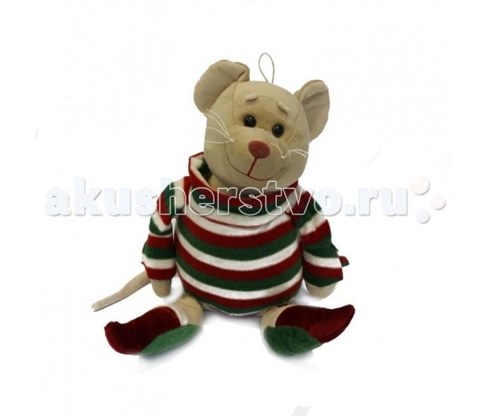Мягкая игрушка Fancy Мышка-Домосед 28 смМышка-Домосед 28 смМягкая игрушка Fancy Мышка-Домосед - это игрушка от которой ваш ребенок придет в восторг. Игрушка изготовлена из безопасных высококачественных синтетических материалов, которые абсолютно безвредны для ребенка.   Особенности: Модель способствует развитию у детей воображения, усидчивости, тактильной  Компактную и легкую игрушку малыш всегда сможет брать с собой на прогулку. Крепкие швы надежно удерживают набивку игрушки внутри.  Такая очаровательная игрушка окажется хорошим подарком не только детям, но и взрослым.<br>
