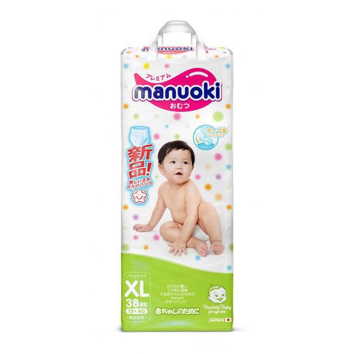 Manuoki ����������-������� XL (12+ ��) 38 ��.