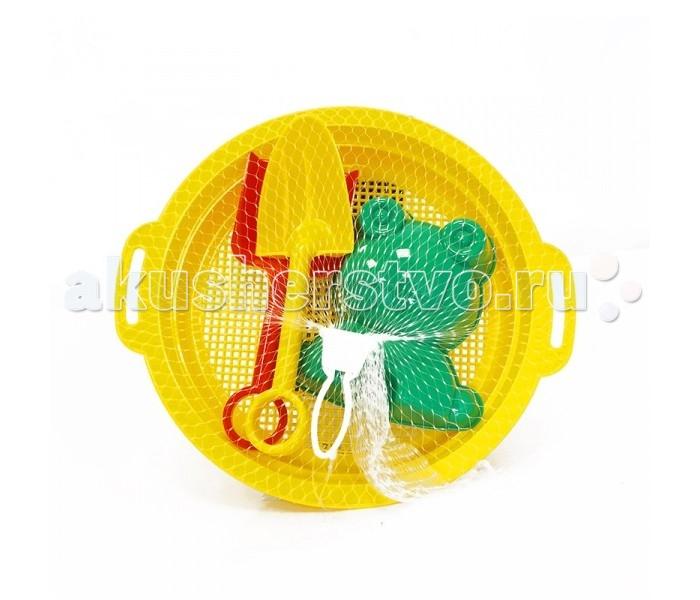 Jiahe Plastic Песочный Набор (5 Предметов)