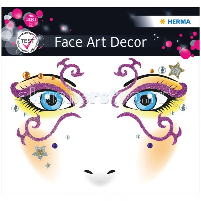Herma �������� ��� ���� 12�12.7 �� Face Art Mystery