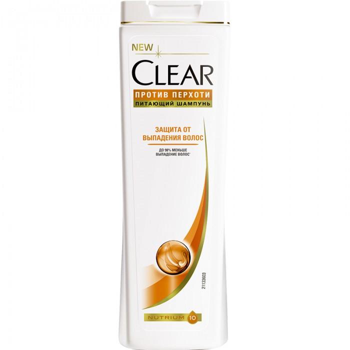 Clear Шампунь женский Защита от выпадения волос 200 мл