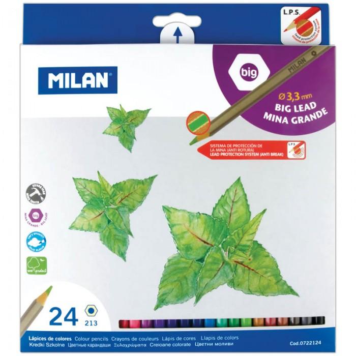 Milan Карандаши 213 24 цветов