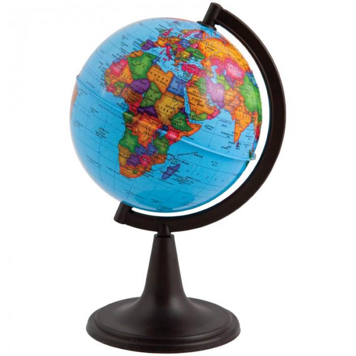 Глобусный мир Глобус политический 12 смГлобус политический 12 смГлобусный мир Глобус политический 12 см.  Политический глобус предназначен для изучения политической карты мира. На политической карте мира отображены страны мира и их взаимное расположение. Такая карта - ключ к пониманию мировой политики. Школьникам, которые готовят себя к карьере дипломата, политика, журналиста-международника без такого глобуса просто не обойтись. Компактен и нагляден. Диаметр глобуса - 120 мм.<br>