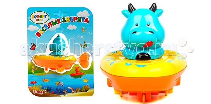 Leader Kids Игрушка для купания Веселые зверятаИгрушка для купания Веселые зверятаLeader Kids Игрушка для купания Веселые зверята   Особенности: способствует играм и обучению развивает двигательные способности ребёнка<br>