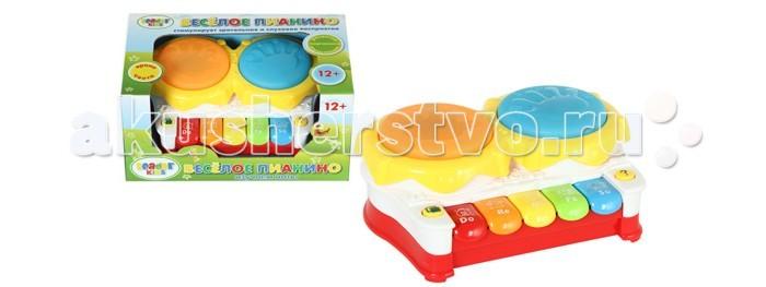 Музыкальная игрушка Leader Kids Веселое пианино от Акушерство