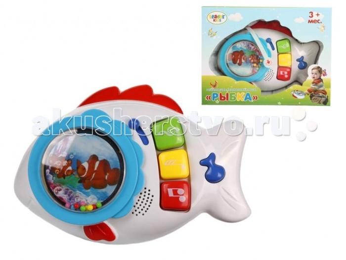 Развивающая игрушка Leader Kids Рыбка