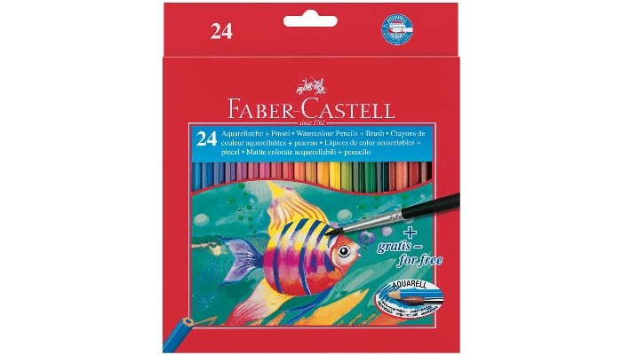 Faber-Castell ��������� ����������� � ������ 24 �����
