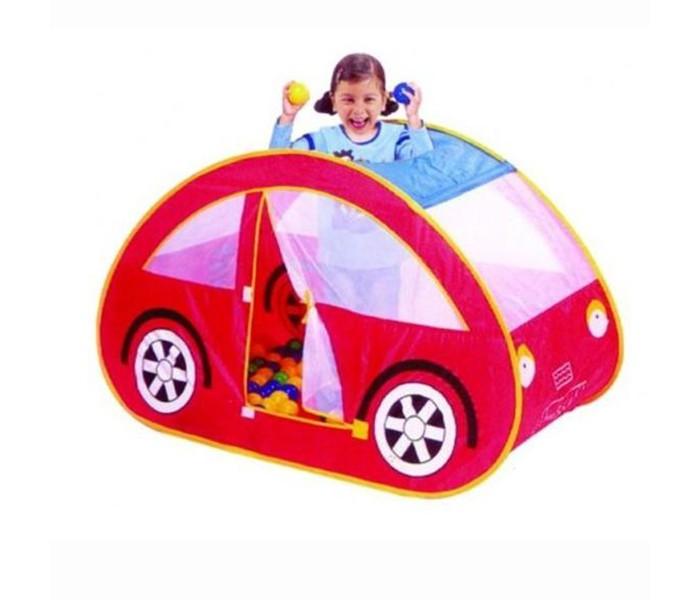 Детская палатка Paradiso Смешной домик с мячами (100 штук) T02801.
