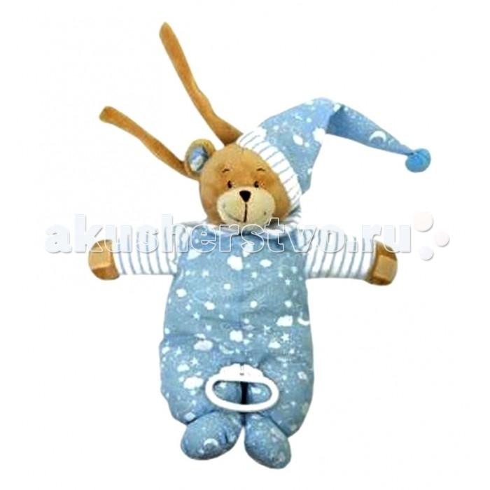 Развивающая игрушка Leader Kids МедвежонокМедвежонокРазвивающая игрушка Leader Kids Медвежонок с музыкальным заводным механизмом. Если потянуть за колечко, будет играть приятная мелодия.<br>