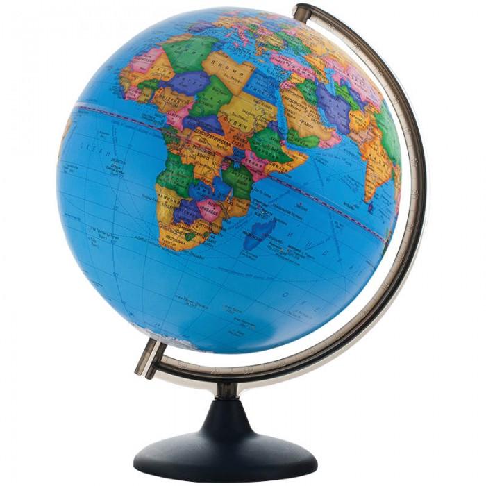 Глобусный мир Глобус рельефный 32 см