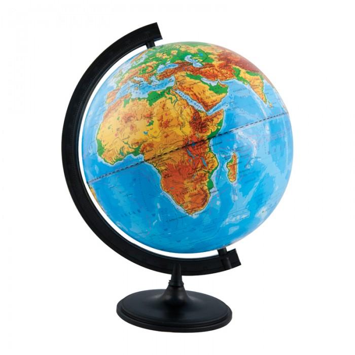 Глобусный мир Глобус физический 32 см с подсветкой