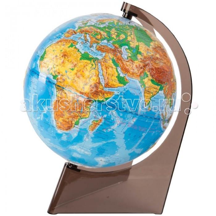 Глобусный мир Глобус физический рельефный 21 см