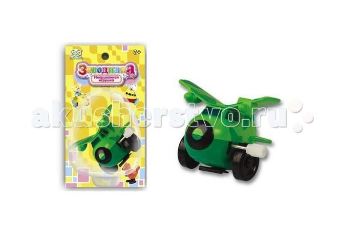 S+S Toys Заводная игрушка Самолет