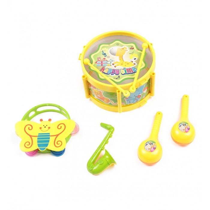 Музыкальная игрушка S+S Toys Набор музыкальных инструментов