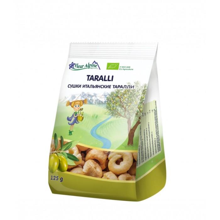 Fleur Alpine Сушки итальянские Органик Таралли 125 г