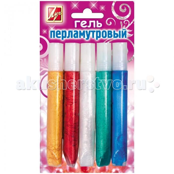 Луч Гель с блестками перламутровый 5 цветовГель с блестками перламутровый 5 цветовГель с блестками для детского творчества используют как украшение поделок, открыток и рисунков. Переливающиеся неоновые элементы придают особый вид готовым креативным поделкам. В набор входят 5 саше с гелем разных цветов. В одном саше - 5 мл.<br>