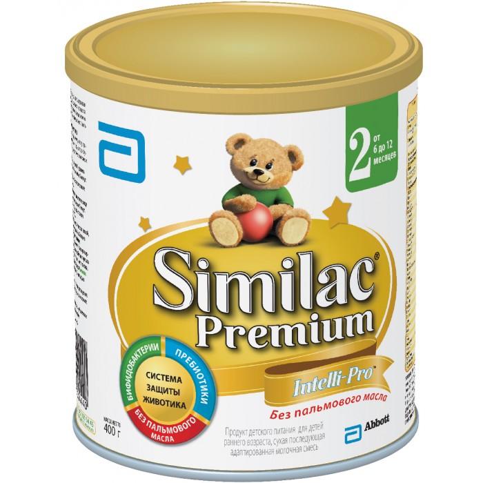 Similac �������� ����� 2 Premium 6-12 ���. 400 �