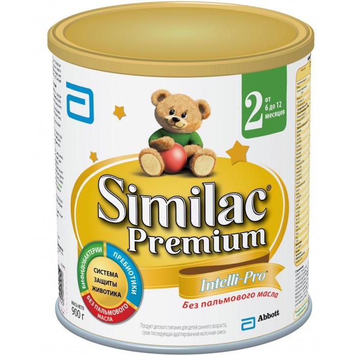 Similac �������� ����� 2 Premium 6-12 ���. 900 �