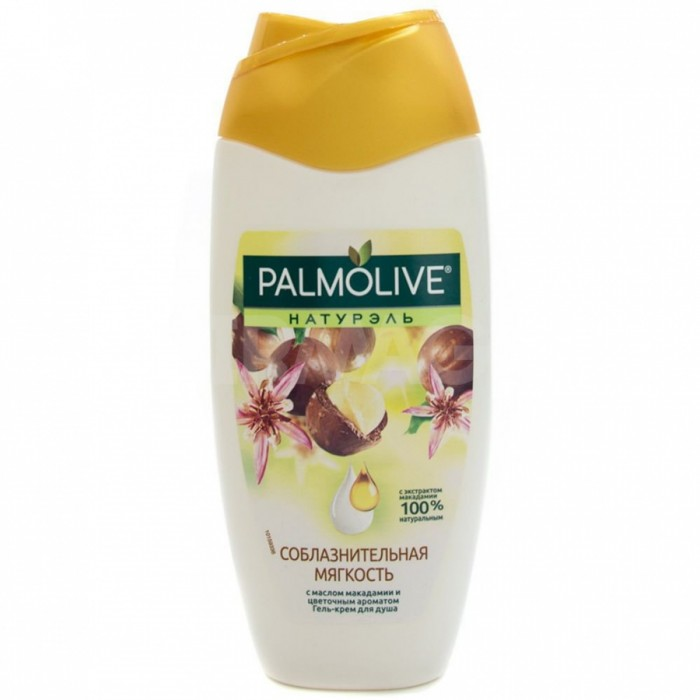 Palmolive Гель для душа Натурель Соблазнительная мягкость (Макадамия) 250 мл