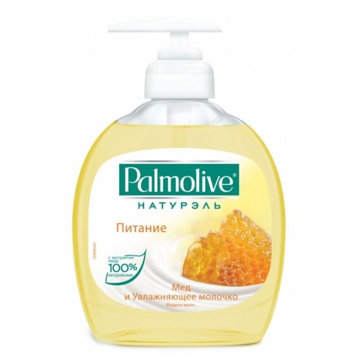 Palmolive Жидкое мыло Питание (Мед и Увлажняющее молочко) 300 мл