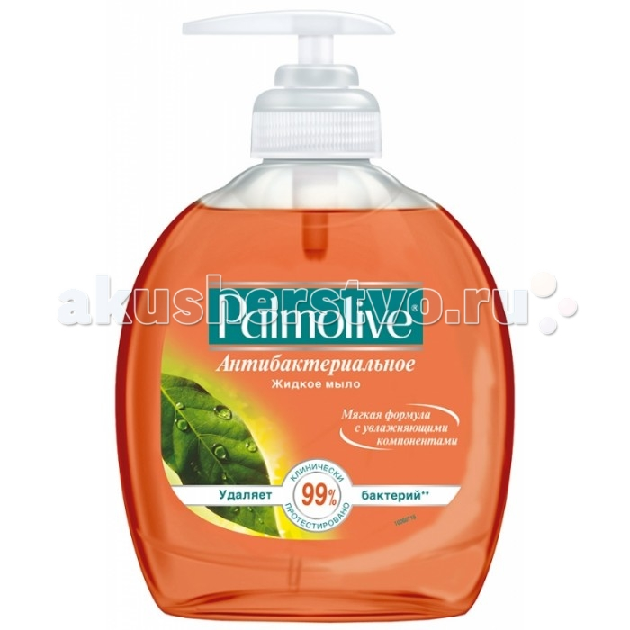 Palmolive Жидкое мыло Антибактериальное 300 мл