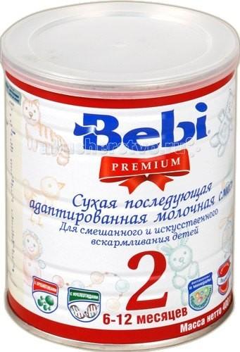 Bebi Заменитель Premium 2-6 мес. 400 г