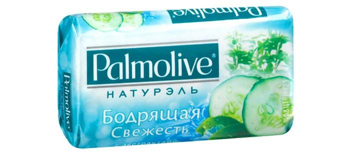Palmolive Кусковое мыло Бодрящая свежесть (с экстрактами зеленого чая и огурца) 90 г