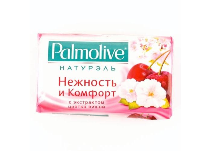 Palmolive Кусковое мыло Нежность и Комфорт (с экстрактом цветка вишни) 90 г