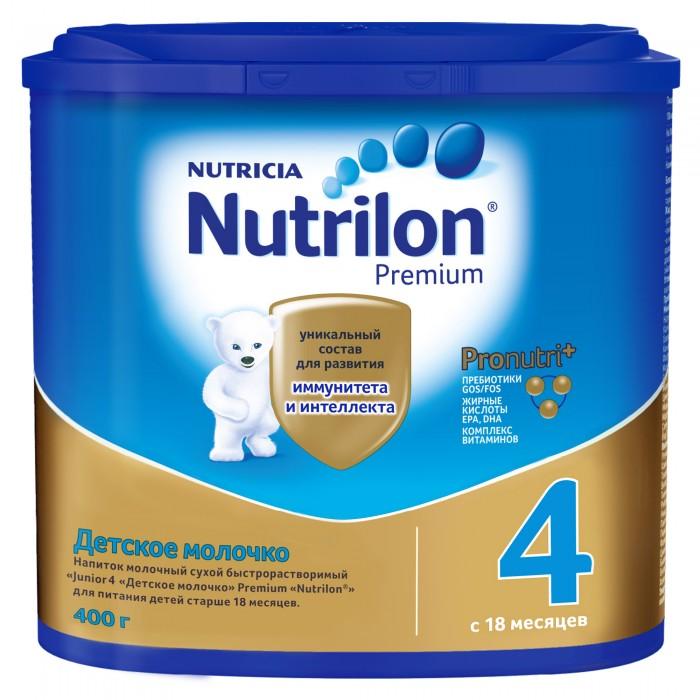 Nutrilon �������� ����� Junior 4 � 18 ������� 400 �