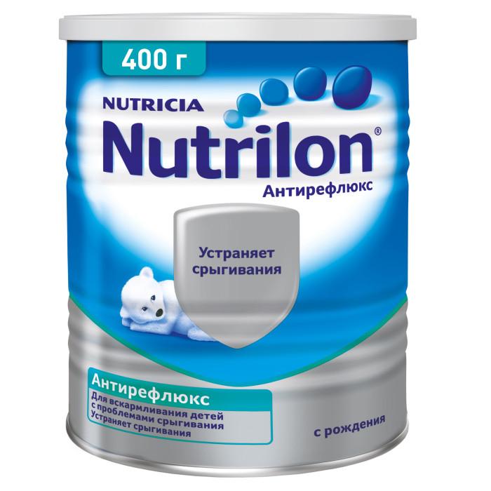 Молочные смеси Nutrilon Заменитель Антирефлюкс с рождения 400 гр