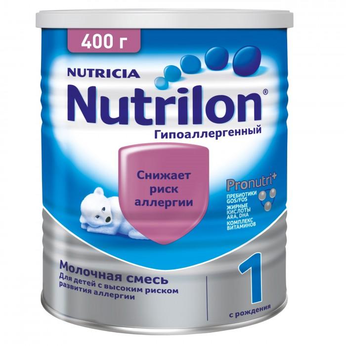 Nutrilon Заменитель Гипоаллергенный 1 с рождения 400 г