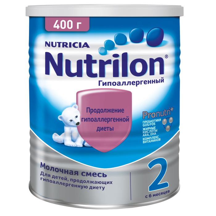 Nutrilon ���������� ��������������� 2 � 6 ������� 400 �