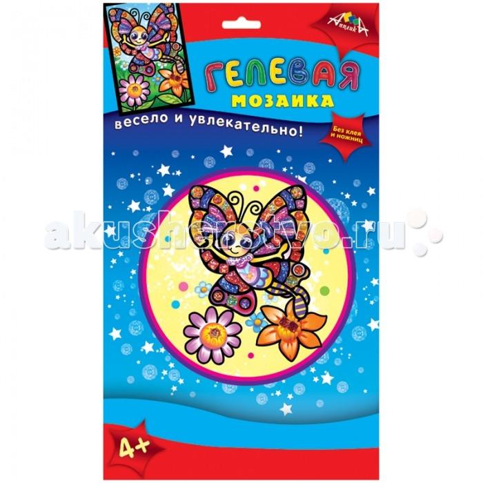 КТС Мозаика гелевая А6 БабочкаМозаика гелевая А6 БабочкаКТС Мозаика гелевая А6 Бабочка.  Набор содержит цветную картонную основу и цветные прозрачные пластиковые элементы. Такая работа способствует формированию у ребенка усидчивости, внимательности и аккуратности. Развивает мелкую моторику рук.<br>