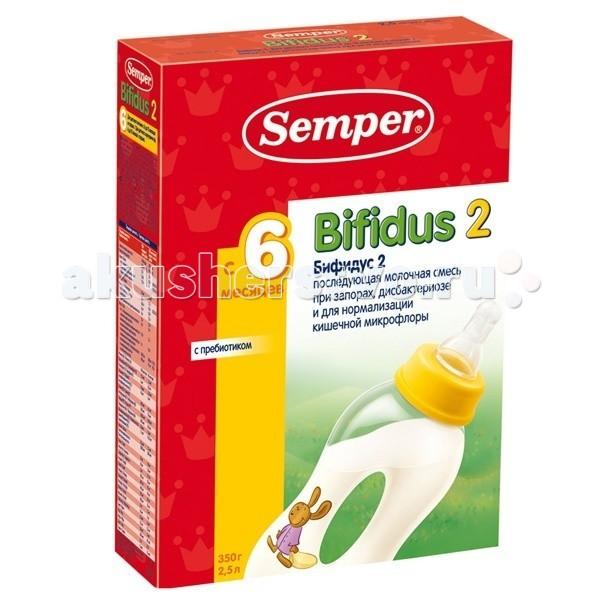 Semper �������� ����� Bifidus 2 � 6 ���. 350 �