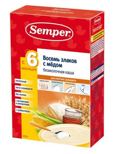 Каши Semper Акушерство. Ru 115.000