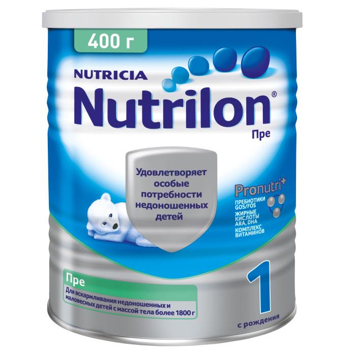Nutrilon Заменитель Пре 1 с рождения 400 г
