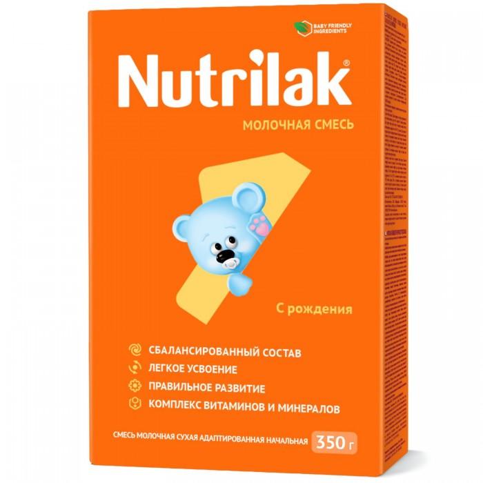 Nutrilak Заменитель 1 с 0 мес. 350 г
