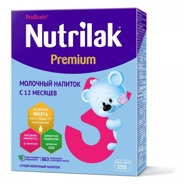 Nutrilak Заменитель Premium 3 с 12 мес. 350 г