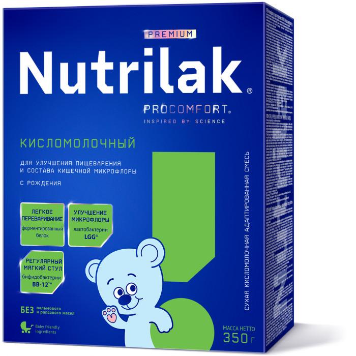 Nutrilak Заменитель Кисломолочный с 0 мес. 350 г