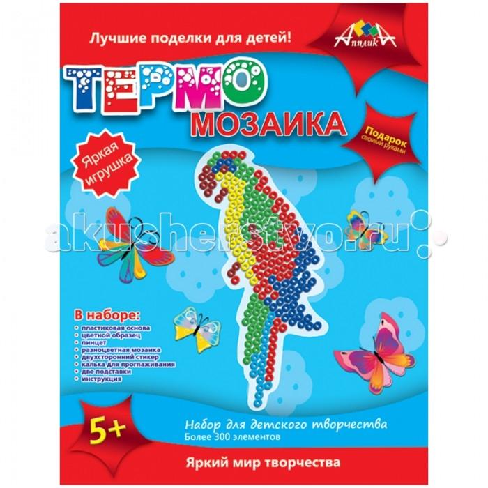 КТС Термомозаика А5 Попугай