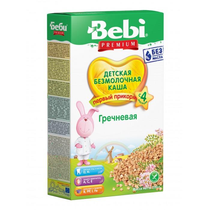 Bebi Безмолочная Гречневая каша с 4 мес. 200 г