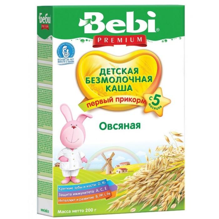 Bebi Безмолочная Овсяная каша с 5 мес. 200 г