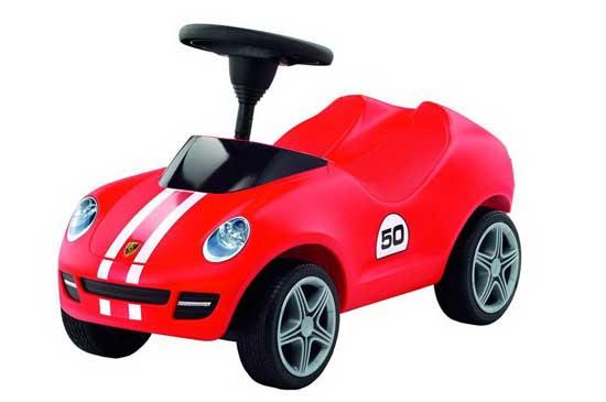 Каталки BIG Baby Porsche