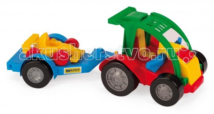 Tigres Авто Багги с прицепомАвто Багги с прицепомTigres Авто Багги с прицепом. Игрушечная машинка авто - багги с прицепом - яркий, красивый и полезный подарок для ребенка. Такие игрушки-машинки развивают координацию движений, мелкую моторику, логическое мышление и фантазию детей.  Машинка изготовлена из безопасных материалов и содержит только прочные детали. Подходит для игр дома и на улице.  Игрушечная машинка прошла испытания в Европе.   Цвета в ассортименте<br>