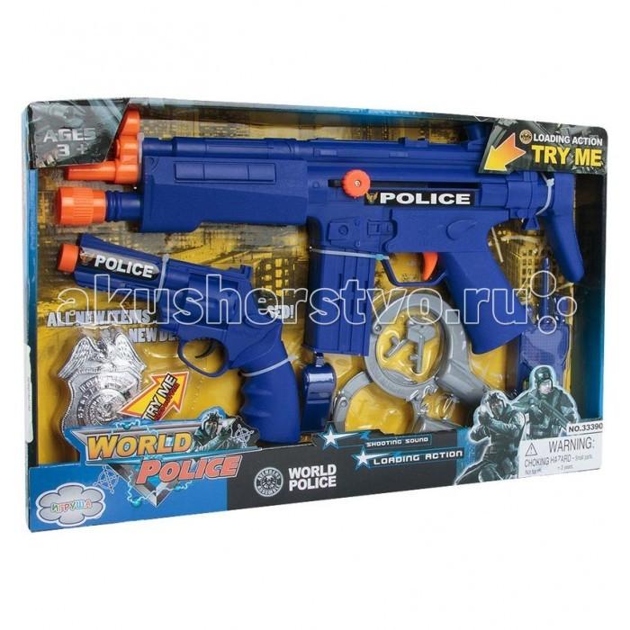 Игруша Игровой набор Полиция i-kw17793