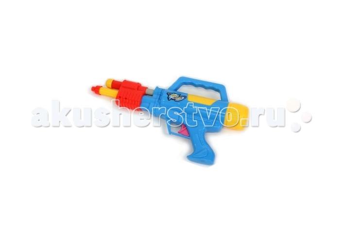 Bondibon Водный пистолет Водная Битва 40 см Водный пистолет Водная Битва 40 см ВВ0447