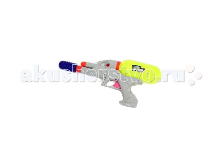 Bondibon Водный пистолет Водная Битва 36 см Водный пистолет Водная Битва 36 см ВВ0455