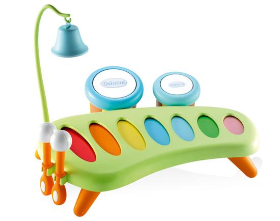 Музыкальная игрушка Smoby Ксилофон