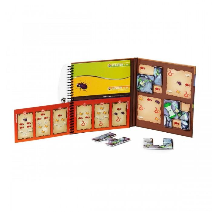 Bondibon Магнитная игра для путешествий Деловые Жуки